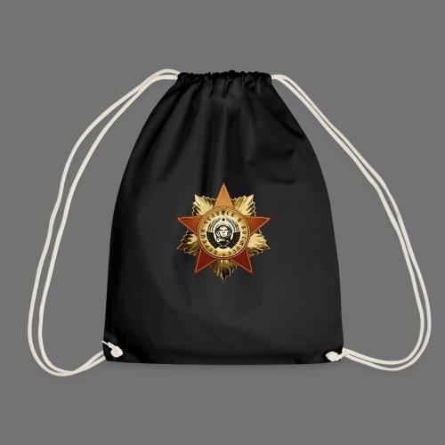 Cosmonaut Medal - Drawstring Bag