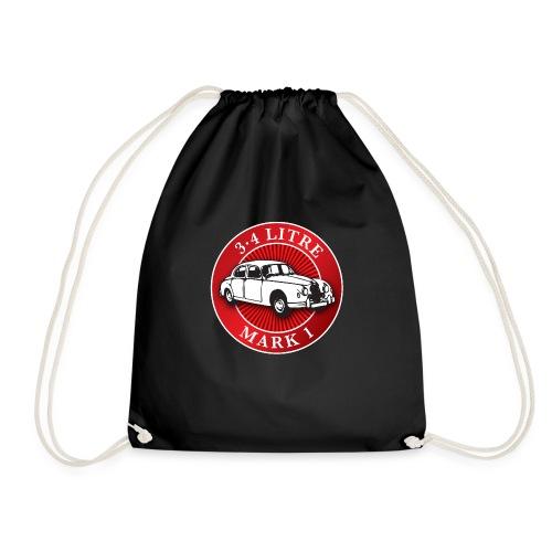 Jaguar 3.4 litre mk1 - Autonaut.com - Drawstring Bag