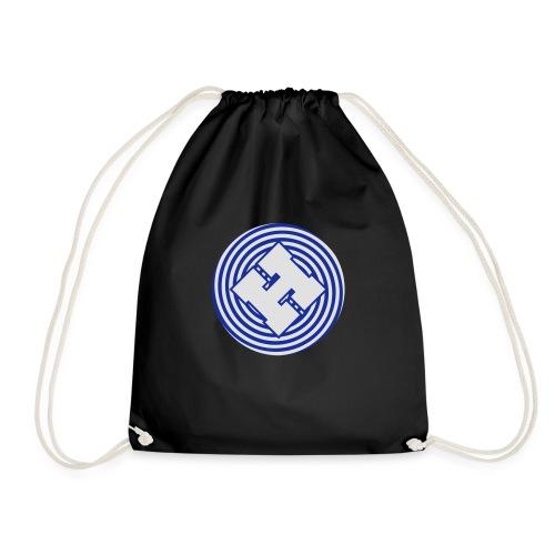 mindhackspacelogo large - Drawstring Bag