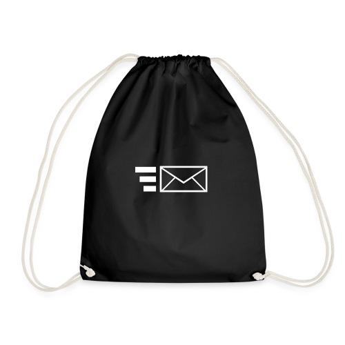 Icoon envelop - send items - Drawstring Bag