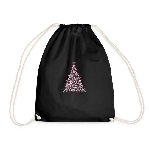 Christmas Tree - Drawstring Bag