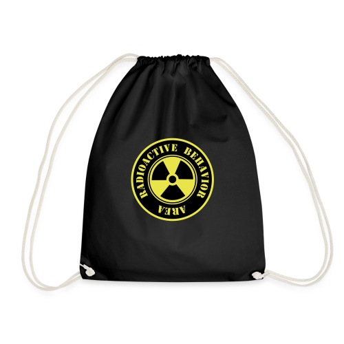 Radioactive Behavior - Mochila saco