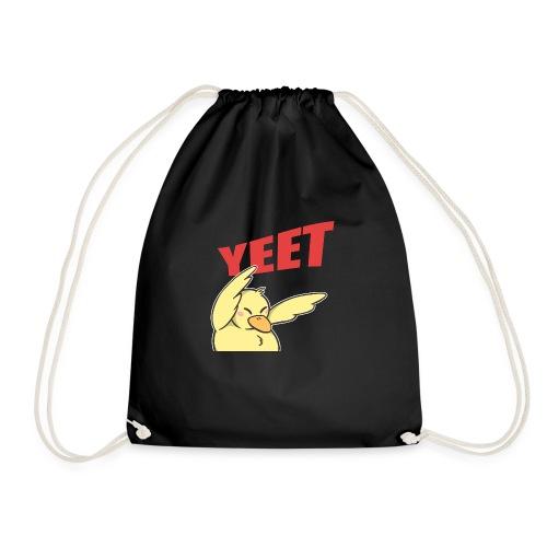 YEET Duck - Drawstring Bag