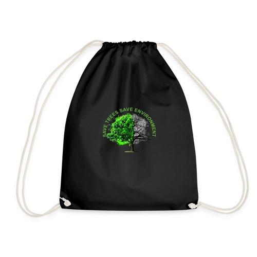 d4 - Drawstring Bag