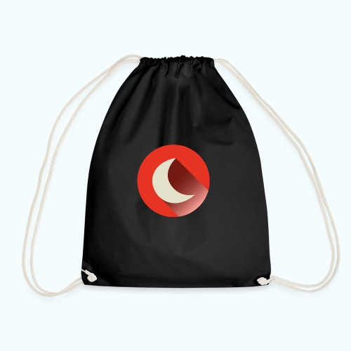 crescent - Drawstring Bag