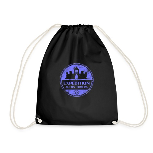 Expedition Alton Towers - Drawstring Bag