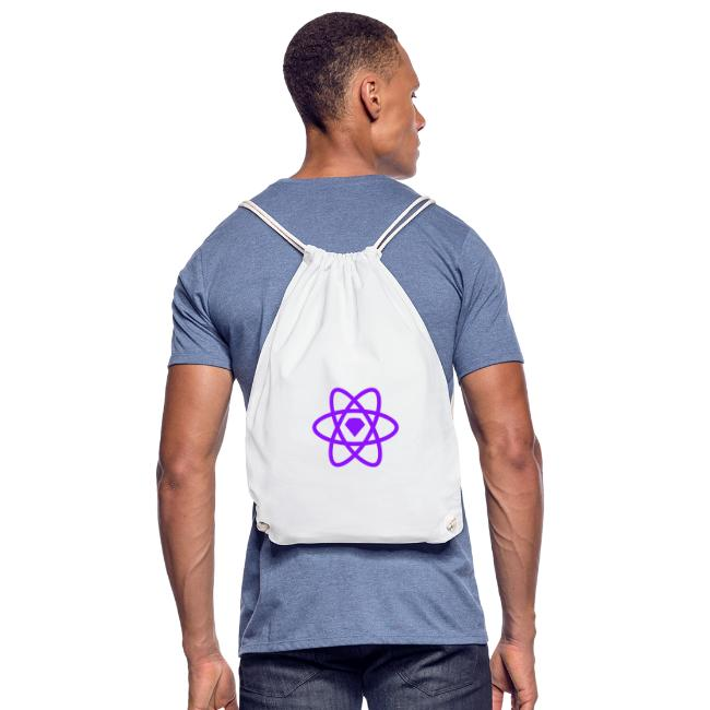 Sketch2React Dark Purple Logo