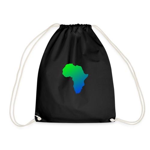afrikanska logga 2 0 - Gymnastikpåse