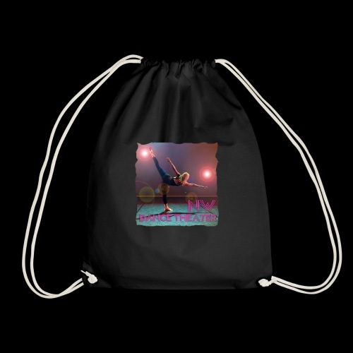 NW Dance Theater Original [DANCE POWER COLLECTION] - Drawstring Bag