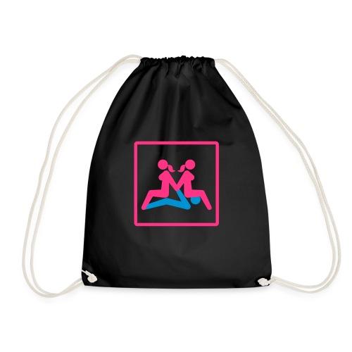 Kamasutra - Menage a Trois (FMF) - Drawstring Bag