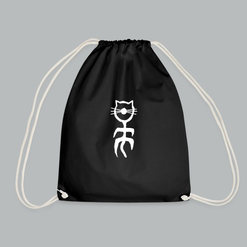 Miaubauten - Drawstring Bag