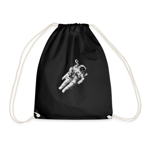 Space Ghost - Drawstring Bag