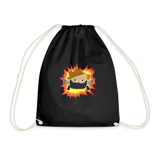 Outlaw PUG LOGO - Gymbag