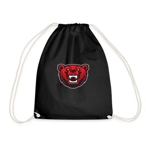 Hampankläder Bear - Gymnastikpåse