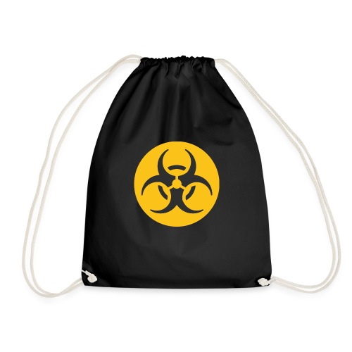 Biohazard - Drawstring Bag