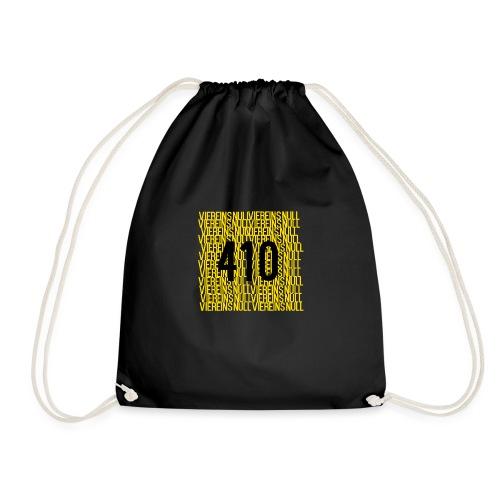 410 Logo - Turnbeutel