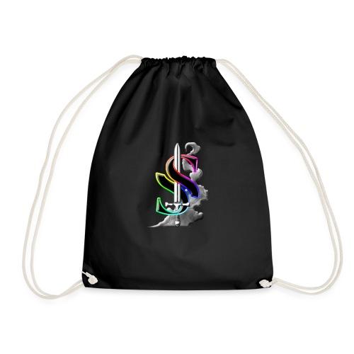 Solarian S Logo - Drawstring Bag