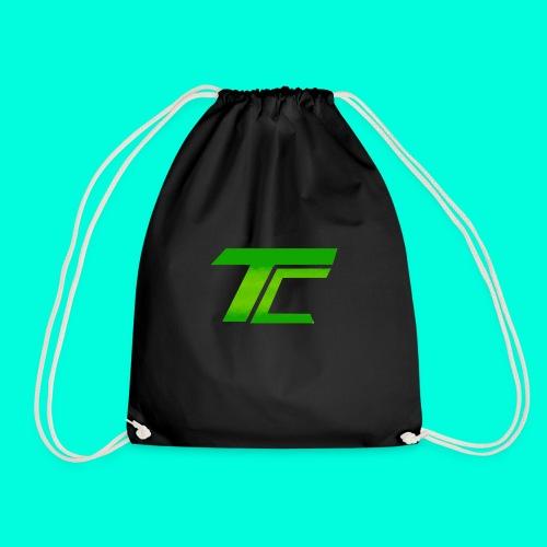 emerald logo - Gymnastikpåse