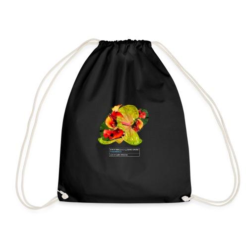 Stick Men PANAMERICA # 2 - Drawstring Bag
