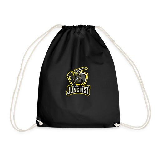 samurai Everyday Junglist DnB Drum and Bass - Drawstring Bag