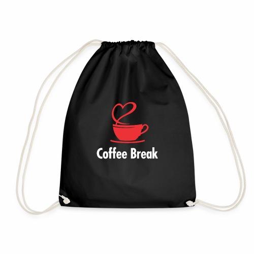 Coffee Break - Turnbeutel