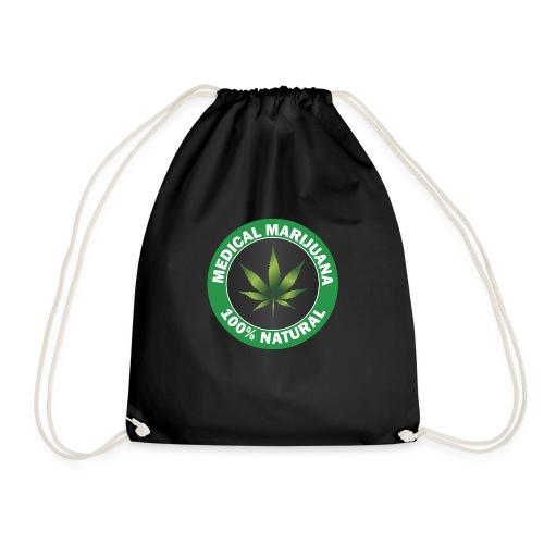 Medicinsk marijuana - Gymnastikpåse