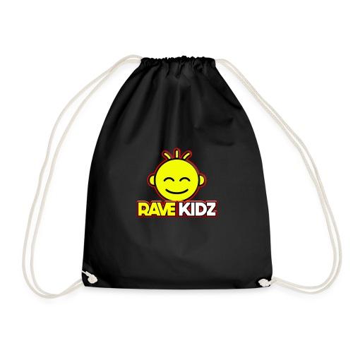rave kidz - Drawstring Bag
