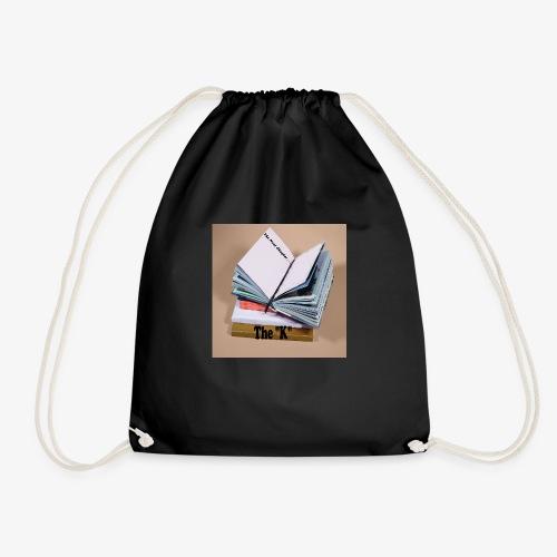 The Next Chapter - Drawstring Bag