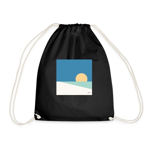 Fiji - Drawstring Bag