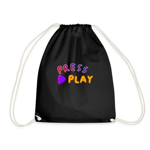 VidCon merch - Drawstring Bag