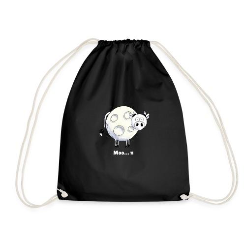 Moo…n - Drawstring Bag
