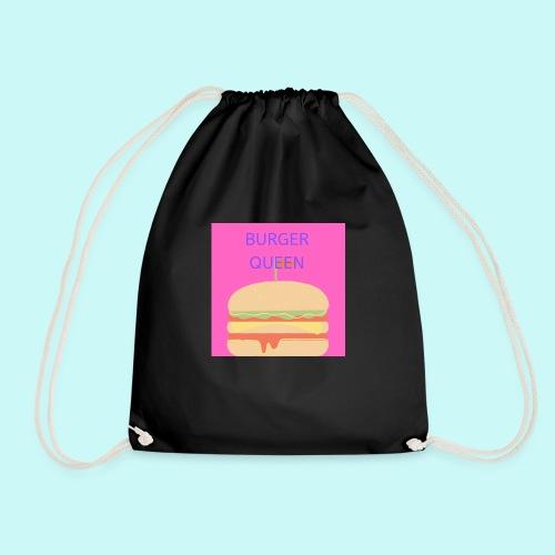 Burger Queen - Drawstring Bag