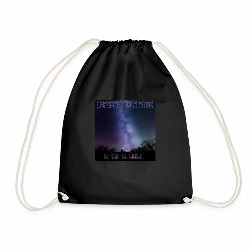 Brian English - Unforgettable Star - Drawstring Bag