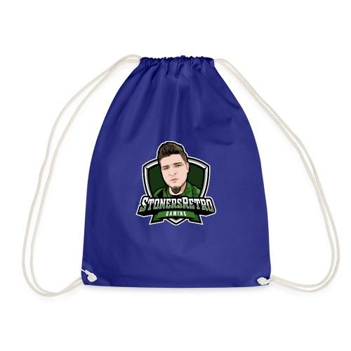 StonersRetroGaming-Logo - Drawstring Bag