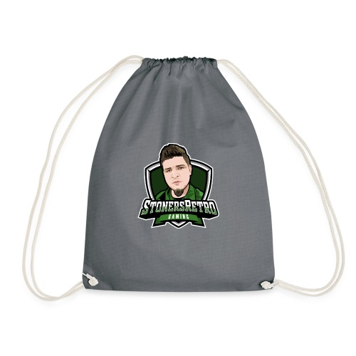 StonersRetroGaming-Logo - Drawstring Bag