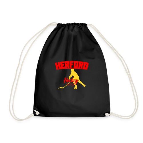Herford Hockey red - Turnbeutel
