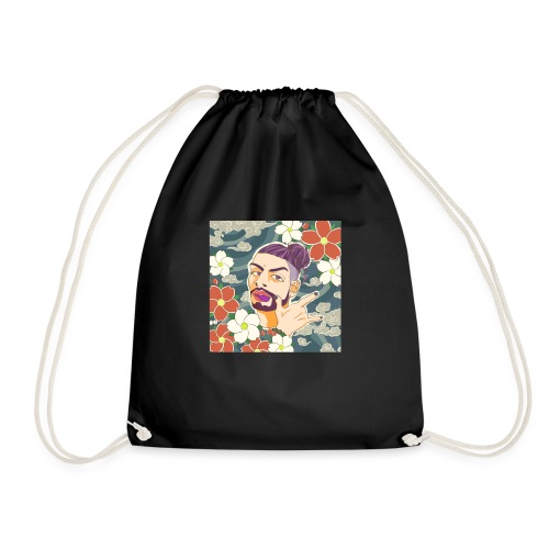 Hanzo Reiza - Drawstring Bag