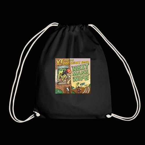 Next Man's Wife Artwork - Drawstring Bag