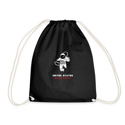 SPACE FORCE T-SHIRT - Drawstring Bag
