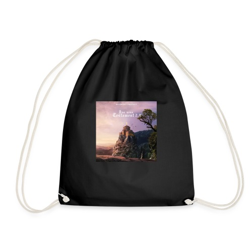 Cover: The New Testament 2.0 - Drawstring Bag