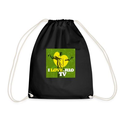ILOVE.RIO TV - Drawstring Bag