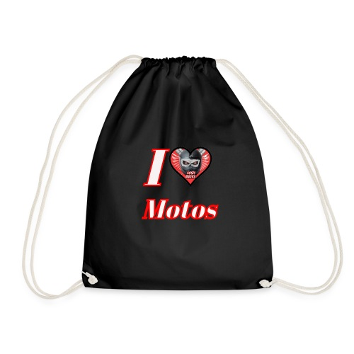 ilovemotos - Mochila saco