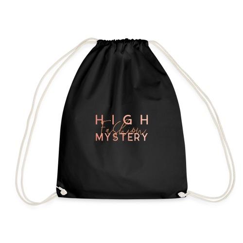 High Fashion Mystery - Turnbeutel