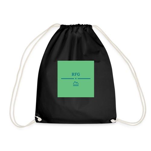 RFG merch logo 2 - Drawstring Bag