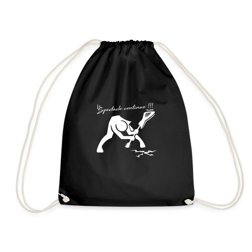 LeSpectacleCotinue logo - Sac de sport léger