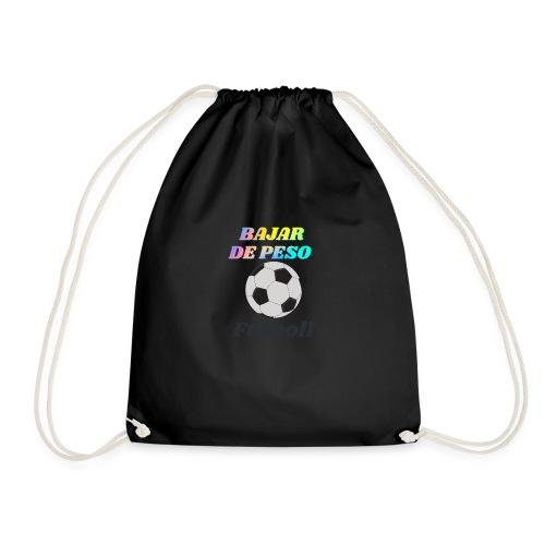 Fútbol para estar en forma - Mochila saco