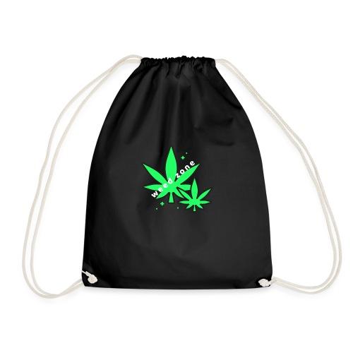 420 weed zone - Sac de sport léger
