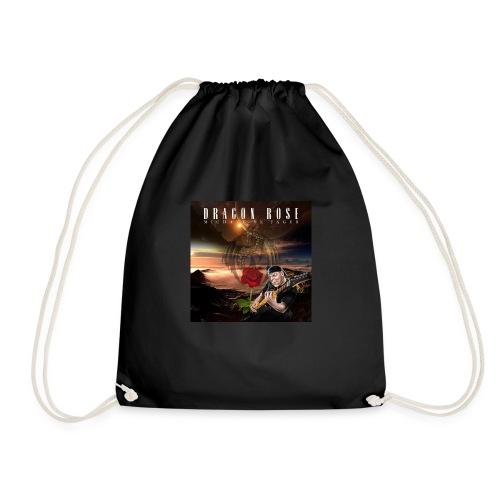 Dragon Rose - Drawstring Bag