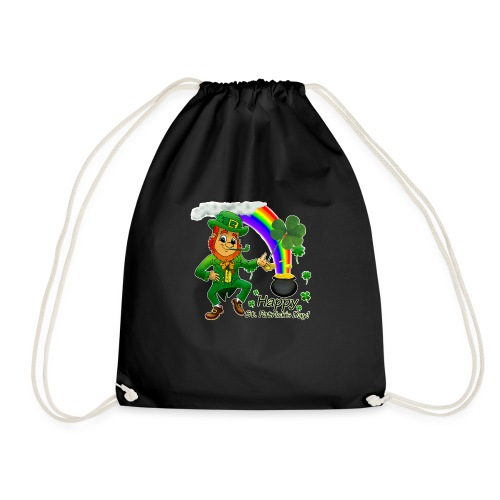 St Patrick s Day 2 - Drawstring Bag