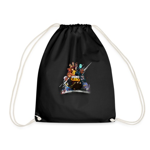 Hero United - Drawstring Bag